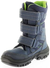 Richter Kinder Winter Stiefel Boots blau SympaTex Warm Jungen 8550-241-7201 atlantic WMS Tundra – Bild 8