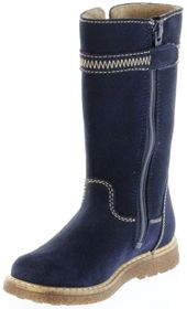 Richter Kinder Winter Stiefel blau Velourleder SympaTex Warm Mädchen 4752-241-7200 atlantic Audi – Bild 8