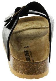 Bioline Bios Sandalen Hausschuhe Lederdeck bronze leicht non-marking Sohle Damen Schuhe Amarilli – Bild 4