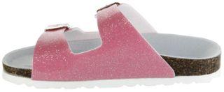 Goldstar Bios Sandalen Hausschuhe Lederdeck pink leicht non-marking Sohle Kinder Mädchen Schuhe 1522 – Bild 7