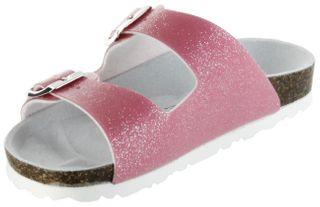 Goldstar Bios Sandalen Hausschuhe Lederdeck pink leicht non-marking Sohle Kinder Mädchen Schuhe 1522 – Bild 8