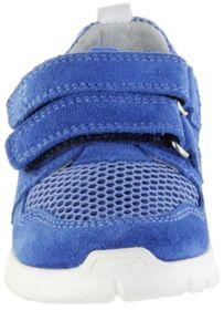 Richter Kinder Halbschuhe Sneaker blau Velourleder Jungen-Schuhe 6631-341-6911 lagoon Run – Bild 9