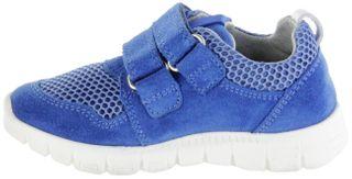 Richter Kinder Halbschuhe Sneaker blau Velourleder Jungen Schuhe 6631-341-6911 lagoon Run – Bild 7