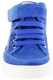 Richter Kinder Halbschuhe Sneaker blau Velourleder Jungen Schuhe 6542-341-6911 lagoon Ola – Bild 9