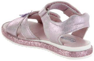 Richter Kinder Sandaletten pink Metallicleder Mädchen Schuhe 5302-341-3110 candy Romea – Bild 5