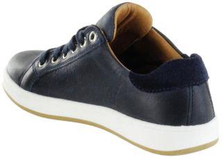 Richter Kinder Halbschuhe blau Glattleder Jungen Schuhe 6824-344-7201 atlantic Special – Bild 5