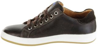 Richter Kinder Halbschuhe Sneaker braun Glattleder Jungen-Schuhe 6824-344-9501 coffee Special – Bild 7