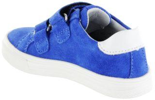 Richter Kinder Halbschuhe blau Velourleder Jungen Schuhe 6536-341-6911 lagoon Ola – Bild 5