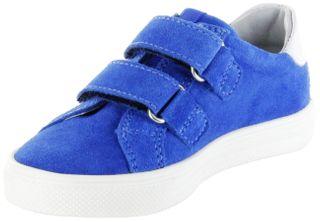 Richter Kinder Halbschuhe blau Velourleder Jungen Schuhe 6536-341-6911 lagoon Ola – Bild 8