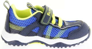 Richter Kinder Halbschuhe Sneaker Outdoor blau Textil Jungen Schuhe 6421-341-7201 atlantic neon Future – Bild 2