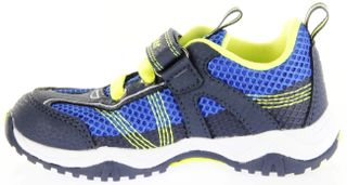 Richter Kinder Halbschuhe Sneaker Outdoor blau Textil Jungen-Schuhe 6421-341-7201 atlantic neon Future – Bild 7