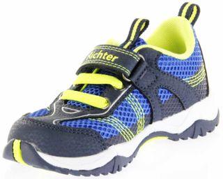 Richter Kinder Halbschuhe Sneaker Outdoor blau Textil Jungen Schuhe 6421-341-7201 atlantic neon Future – Bild 8
