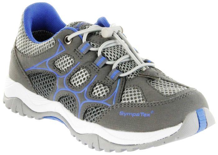 Richter Kinder Halbschuhe Sneaker Outdoor grau Tecbuk Jungen Schuhe Sympatex 6424-342-6301 ash Future
