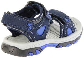 Richter Kinder Sandaletten Outdoor blau Tecbuk Jungen Schuhe 8301-341-7201 atlantic Slope – Bild 3