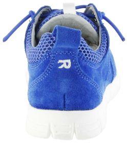 Richter Kinder Halbschuhe Sneaker blau Velourleder Jungen-Schuhe 6622-341-6910 lagoon Run – Bild 4