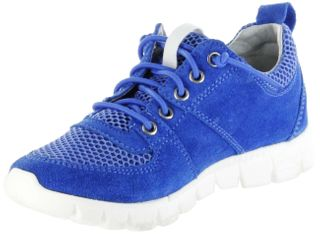 Richter Kinder Halbschuhe Sneaker blau Velourleder Jungen-Schuhe 6622-341-6910 lagoon Run – Bild 8