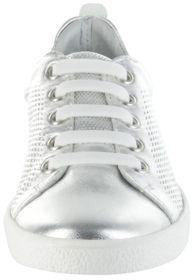 Richter Kinder Halbschuhe Sneaker silber Metallicleder Mädchen Schuhe 3621-342-0200 Rimmel – Bild 9