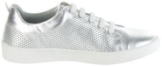 Richter Kinder Halbschuhe Sneaker silber Metallicleder Mädchen-Schuhe 3621-342-0200 Rimmel – Bild 7