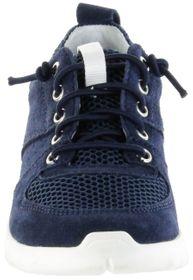 Richter Kinder Halbschuhe Sneaker blau Velourleder Jungen Schuhe 6622-341-7200 atlantic Run – Bild 9
