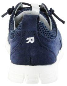 Richter Kinder Halbschuhe Sneaker blau Velourleder Jungen Schuhe 6622-341-7200 atlantic Run – Bild 4