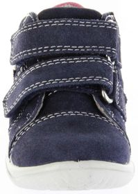 Richter Kinder Lauflerner blau Velourleder SympaTex Mädchen-Schuhe 0438-341-7201 atlantic Mogli – Bild 9