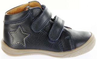 Richter Kinder Lauflerner Glattleder blau Jungen Schuhe 0334-341-7200 atlantic Regina S – Bild 2