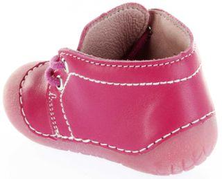 Richter Kinder Minis pink Glattleder Schnürer Mädchen Schuhe 0621-342-3300 passion Richie – Bild 5