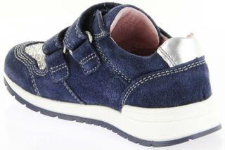 Richter Kinder Halbschuhe Sneaker blau Velourleder Mädchen Schuhe 3331-342-7201 atlantic Volley – Bild 5