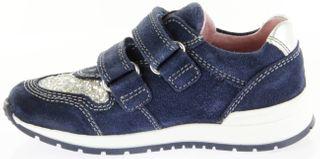Richter Kinder Halbschuhe Sneaker blau Velourleder Mädchen Schuhe 3331-342-7201 atlantic Volley – Bild 7
