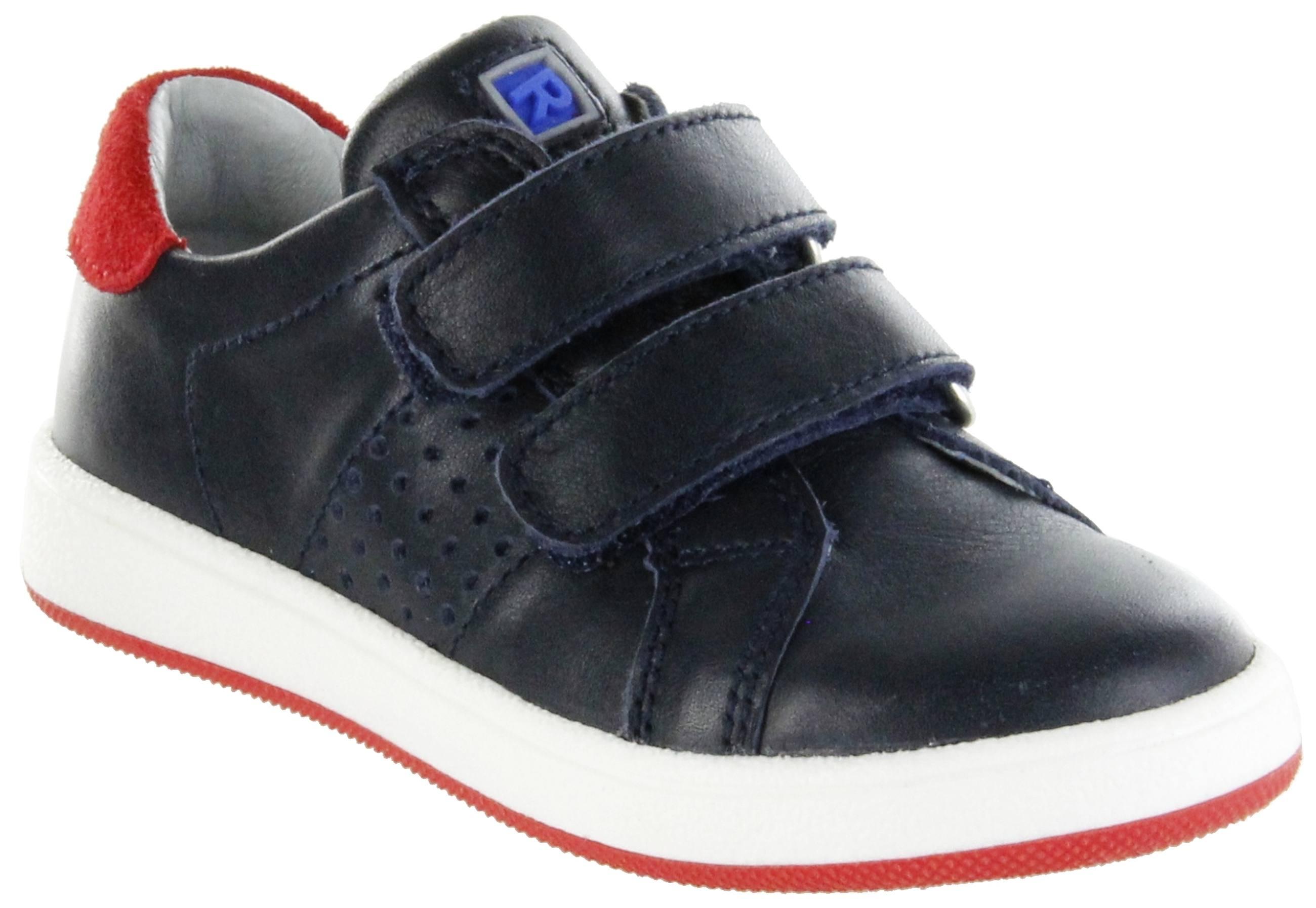 Neu Gr.25 Richter Halbschuhe Jungen Leder Schuhe
