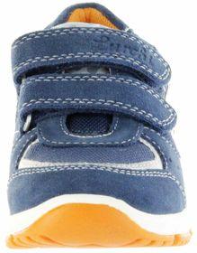 Lurchi Kinder Halbschuhe Sneaker Blinki Reflektoren blau Leder Jungen Schuhe 33-14960-42 Brago – Bild 9