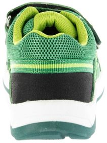 Lurchi Kinder Halbschuhe Sneaker Sportschuhe grün Leder Jungen Schuhe 33-23400-26 Bottle Marcus – Bild 4