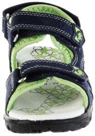 Lurchi Kinder Sandaletten blau Lederdeck Jungen Schuhe 33-32004-42 navy Kreon – Bild 9