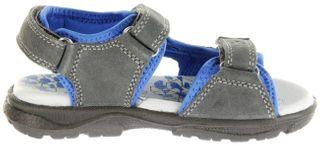 Lurchi Kinder Sandaletten grau Velourleder Lederdeck Jungen Schuhe 33-32004-45 Kreon – Bild 7