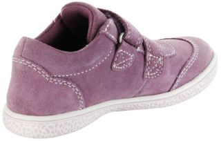 Lurchi Kinder Halbschuhe Sneaker lila Velourleder Mädchen Schuhe 33-15269-23 oldrose Tany – Bild 5