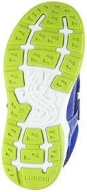 Lurchi Kinder Halbschuhe Sneaker Sportschuhe blau Leder Jungen Schuhe 33-23400-22 cobalt Marcus – Bild 6