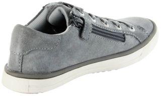Lurchi Kinder Halbschuhe Sneaker grau Velourleder Mädchen Schuhe 33-13621-25 Shirin – Bild 5