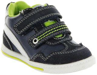 Lurchi Kinder Lauflerner Leder blau Jungen Schuhe 33-21708-22 navy Brucy – Bild 1