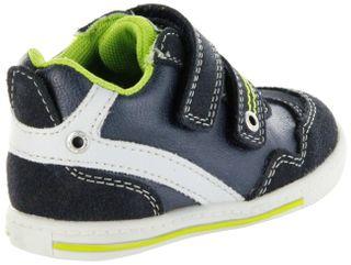 Lurchi Kinder Lauflerner Leder blau Jungen Schuhe 33-21708-22 navy Brucy – Bild 3