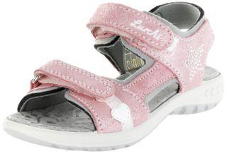 Lurchi Kinder Sandaletten pink Leder Mädchen-Schuh 33-18804-47 Geranie Fia – Bild 1