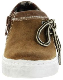 Bergheimer Trachtenschuhe Sneaker Halbschuhe braun Leder Kinder Schuhe Zell – Bild 9