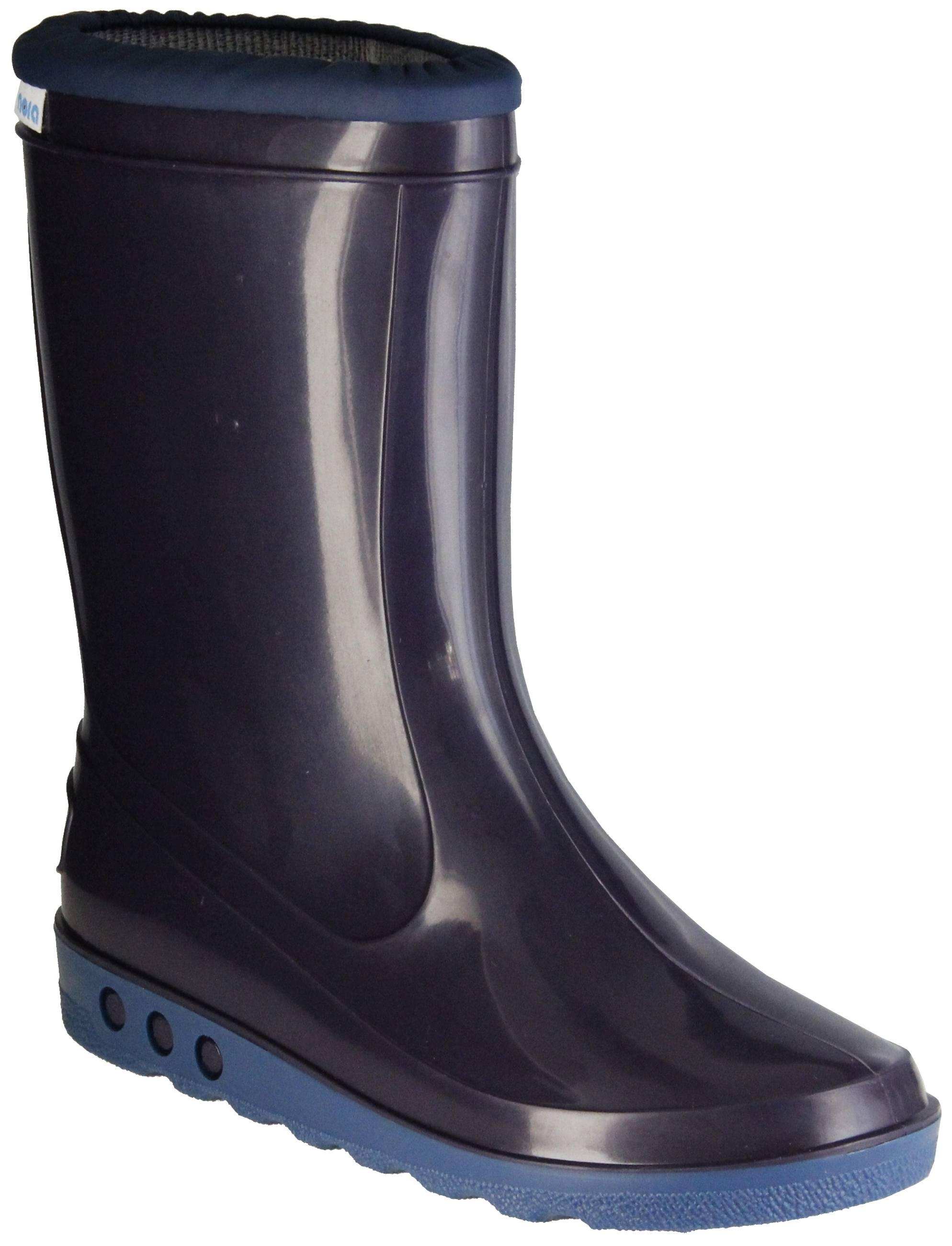 newest collection 8d429 f35ca NORA Gummistiefel blau Regenstiefel Kinder Stiefel Schuhe Nori Ocean