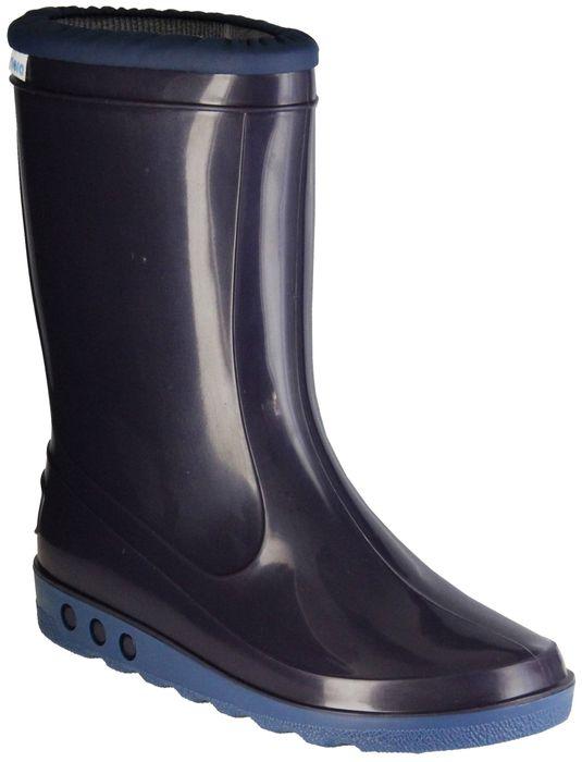 NORA Gummistiefel blau Regenstiefel Kinder Stiefel Schuhe Nori Ocean