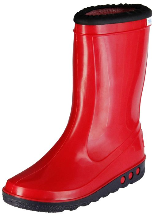 NORA Gummistiefel rot Regenstiefel Kinder Stiefel Schuhe Nori