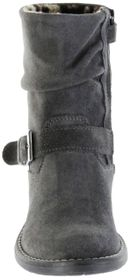 Richter Kinder Winter Stiefel grau Velourleder RichTex Warm Mädchen 4251-441-6500 steel Mary – Bild 6