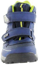 Lurchi Kinder Halbschuhe blau Jungen Boots Schuhe 33-21527-42 jeans TORBEN-TEX – Bild 6