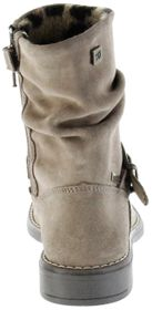Richter Kinder Winter Stiefel braun Velourleder RichTex Warm Mädchen 4251-441-1900 almond Mary – Bild 3