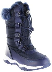 Richter Kinder Winter Stiefel blau SympaTex Warm Mädchen 2951-441-7200 atlantic Future2 – Bild 1