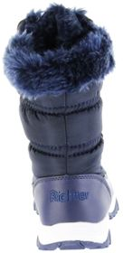 Richter Kinder Winter Stiefel blau SympaTex Warm Mädchen 2951-441-7200 atlantic Future2 – Bild 3