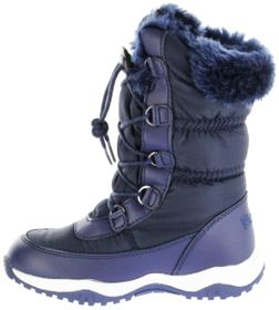 Richter Kinder Winter Stiefel blau SympaTex Warm Mädchen 2951-441-7200 atlantic Future2 – Bild 5